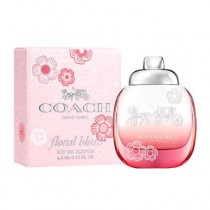 COACH floral Blush 嫣紅芙洛麗女性淡香精 4.5ml