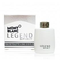 MONT BLANC萬寶龍 傳奇白朗峰男性淡香水 4.5ml