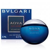 BVLGARI寶格麗 勁藍水能量男性淡香水 5ml